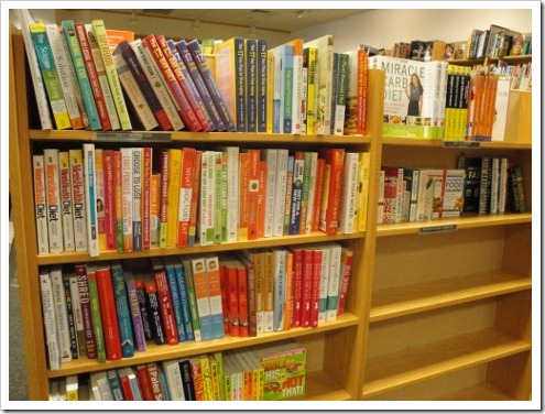 Diet and Nutrition Books in Bookstore (5) (475x356)
