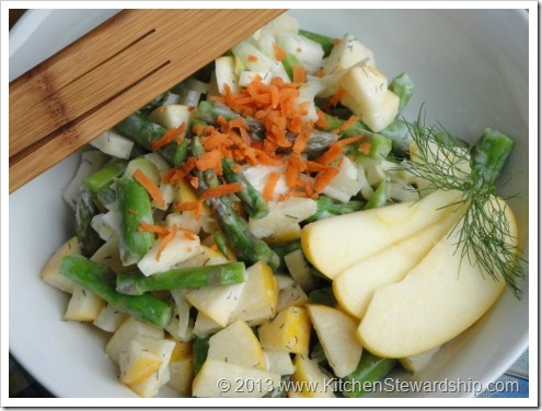 Springtime Asparagus Apple Fennel Salad with Dilly Dressing (12) (475x356)