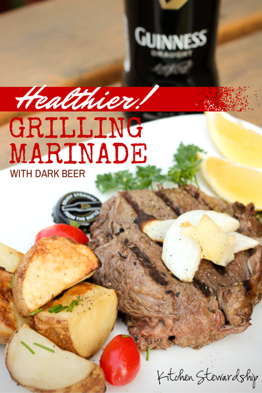 Guinness Stout Marinade Recipe — Dishmaps