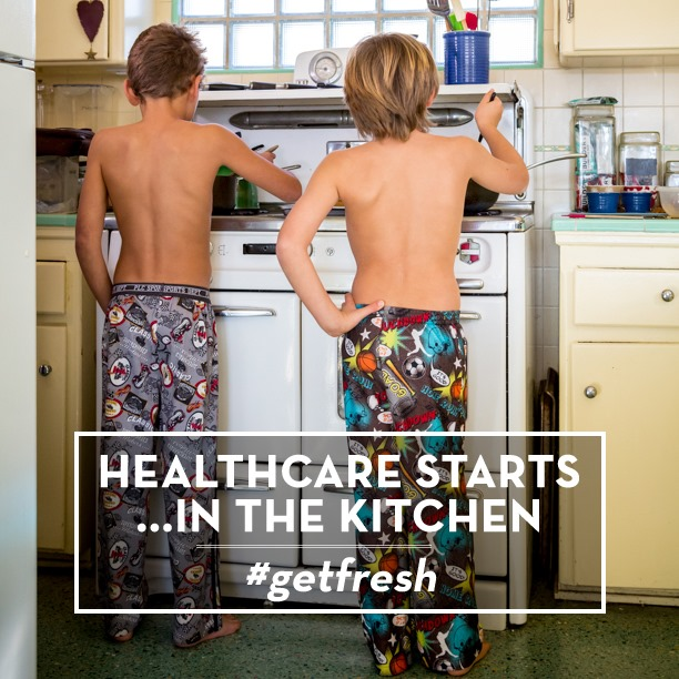 Kitchen Steward: #getfresh And Connect Kids To Real Food