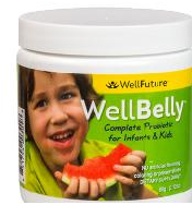 Well Belly probiotic