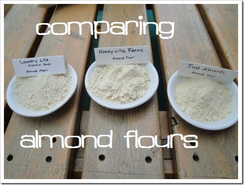 almond flour vs almond meal - what's the best
