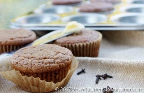 easy gluten-free pumpkin muffin recipe