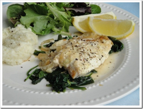 How to cook fish at home healthy recipe creamy alaskan for How to cook halibut fish