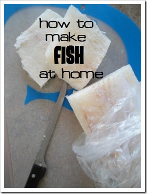 How to Cook Fish