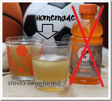 how to make a homemade energy drink