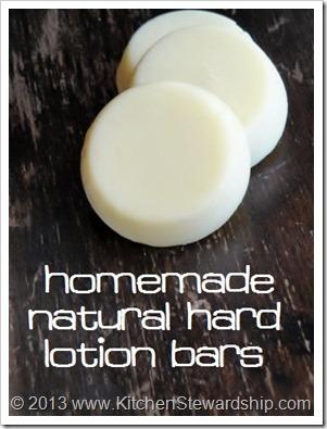 MadeOn DIY Homemade Lotion Bars