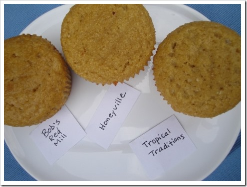 coconut flour muffins with 3 different brands (11) (475x356)