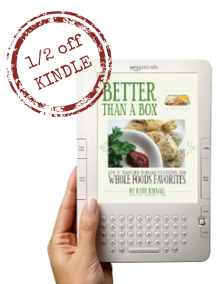 Kindle Better Than a Box half