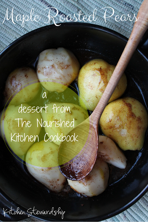 pears baked oatmeal with roasted pears roasted bosc pears with ...