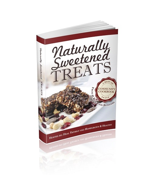 Naturally Sweetened Treats 3d