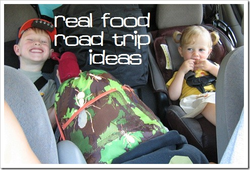 real food road trip ideas
