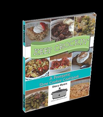 Keep Crockin cookbook