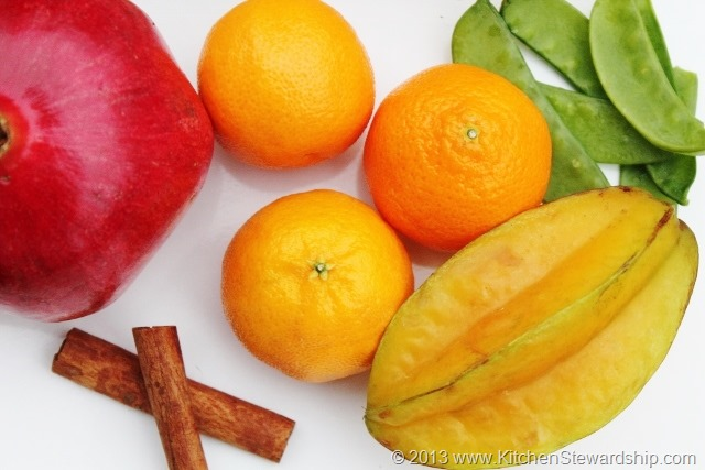 Fruit Supplies for Healthy Christmas Party