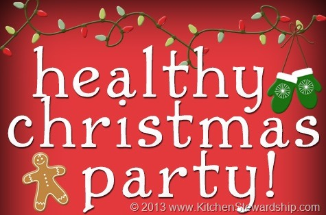 Healthy School Christmas Party Games and Food Ideas for Kids