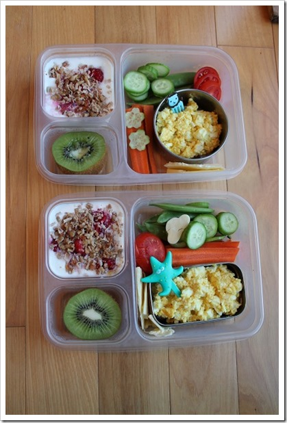 Grain-free Real Food Lunchable