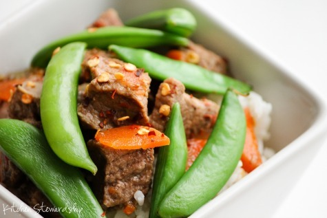 how to cook ginger beef