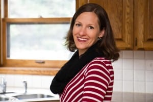 Katie Kimball - headshot kitchen