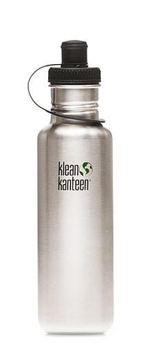 Pack a lunch that will keep the earth healthier and teach your kids to eat it or bring it home! Check out some great lunchbox resources like this kleen-kanteen for environmentally friendly lunch packing.