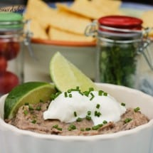 Homemade Refried Beans Recipe
