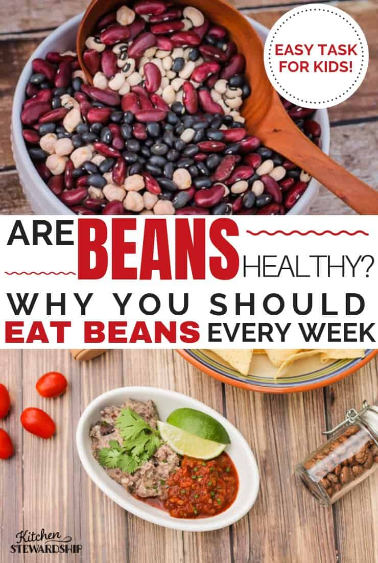 Nutritional benefits of beans
