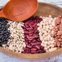 Monday Mission:  Legume Recommend Some Beans!