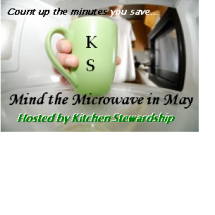 Mind the Microwave in May Challenge