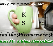 The Official Invite:  Mind the Microwave in May