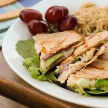 California Chicken Wraps Recipe – Easy Weeknight Dinner