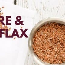 How to Use and Store Flax Seeds and Flax Oil