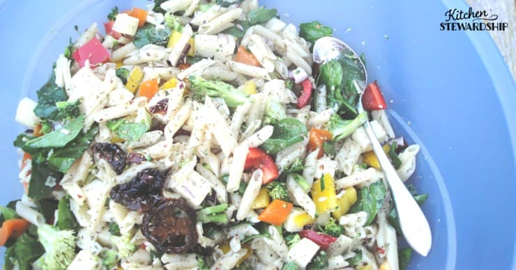 Whole Foods Pasta Salad