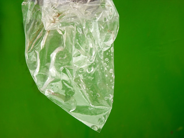 Is the use of plastic bags ethical?