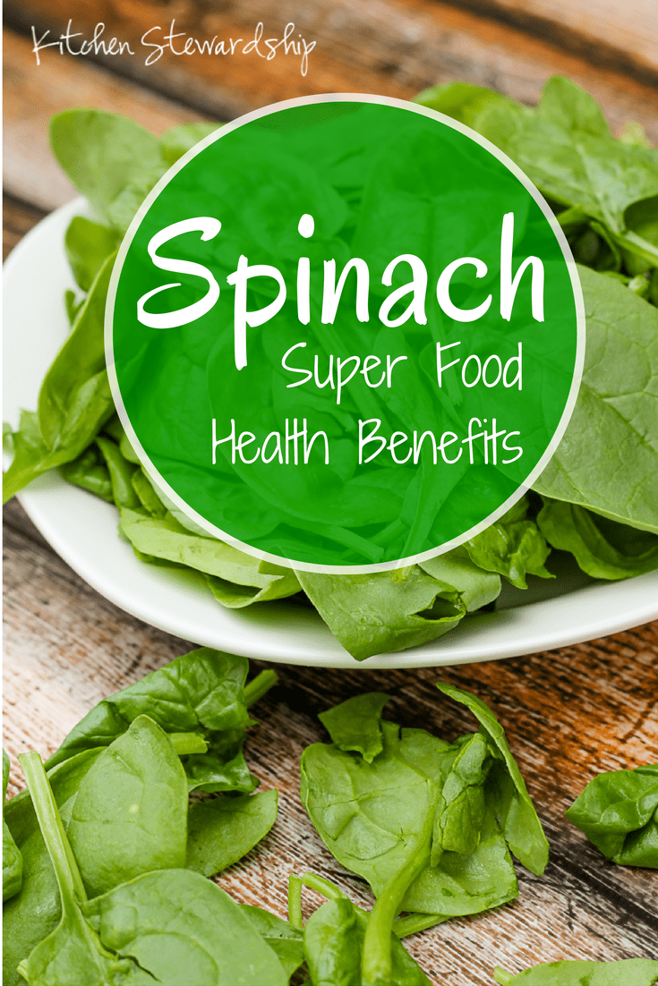 The Ultimate Superfood: Spinach
