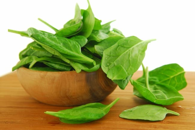 he Ultimate Superfood: Spinach
