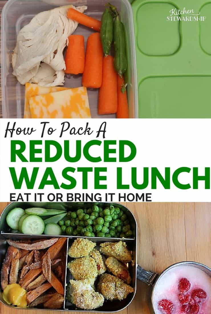 Learn how to pack a lunch that will keep the earth healthier and teach your kids to eat it or bring it home! And check out some great lunchbox resources!