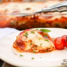 Sausage Zucchini Bake Recipe
