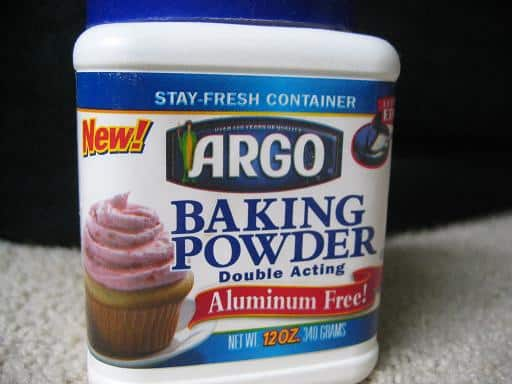 The benefits of aluminum-free baking powder