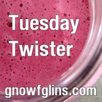 Tuesday Twister:  My Kitchen Firsts This Week