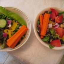 Monday Mission: Make Your Salads Count & Healthy Dressings
