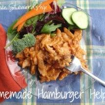 Successful Hamburger Helper Substitute!