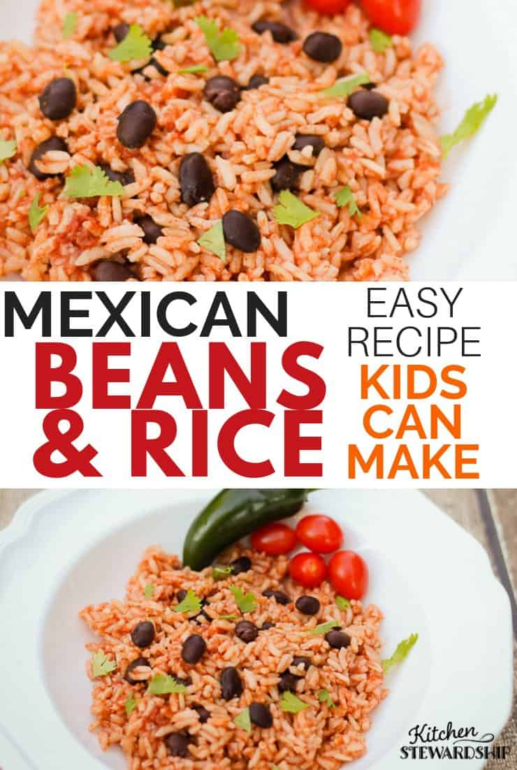 Mexican Beans and Rice