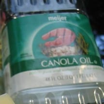 Food for Thought:  Canola Oil, a Unique Omega-3…Thumbs up or Thumbs Down???