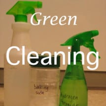 Monday Mission: Get a Frugal, Natural Clean