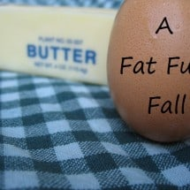 A Fat Full Fall:  Baseline Fats Chart