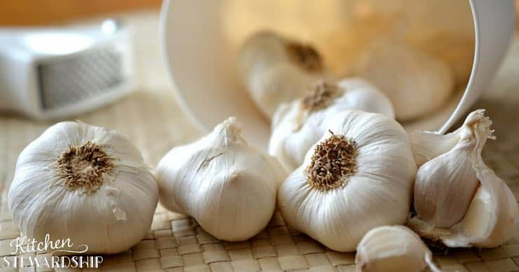 Heal Ear Infections with Garlic Oil