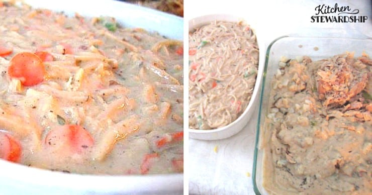 Homemade Cream Of Casseroles