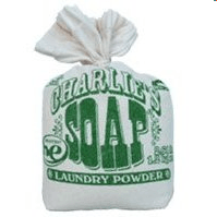 Charlie's Soap Natural Laundry Detergent and All-Purpose Cleaner:  A Mixed Review