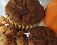 pumpkin muffins two