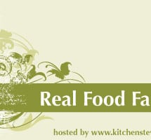 Announcing: Real Food Bloggers' Face-Off