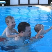 My Story: Get Out of the Pool!
